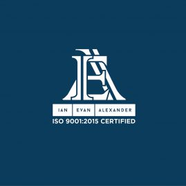 IEA Earns ISO 9001:2015 Certification