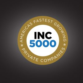 Inc. 500/5000 List Fastest Growing Small Business