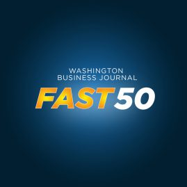 IEA Awarded Washington Business Journals Fast 50